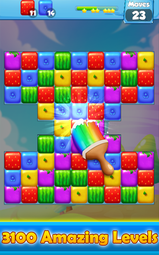 Fruit Block Blast - Cube Puzzle Legend  screenshots EasyGameCheats.pro 1