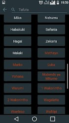 Biblia Takatifu – Swahili Bible APK Download – Free Books & Reference APP for Android 7