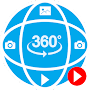 360 degree photos and movies 360 viewing player