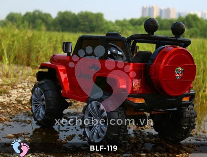 Xe ô tô điện địa hình BLF-119 7