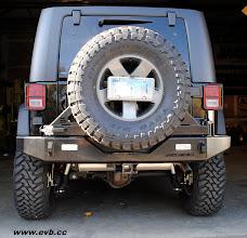 Photo: ShrockWorks JK rear bumper