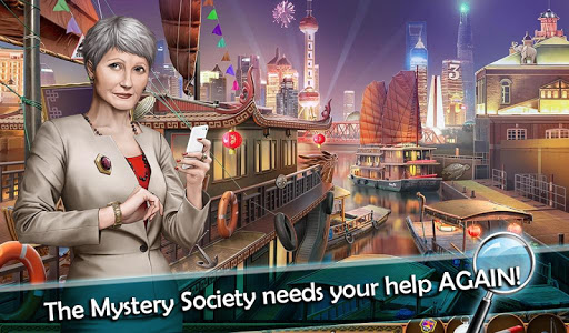 Mystery Society 2: Hidden Objects Games screenshots 2
