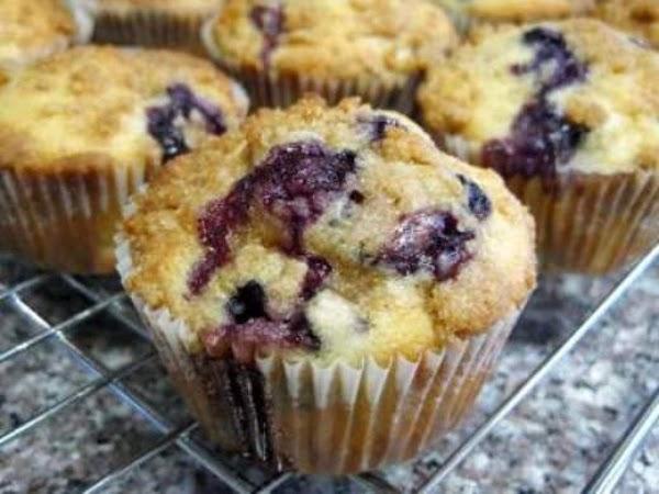 My Favorite Blueberry Muffins Recipe