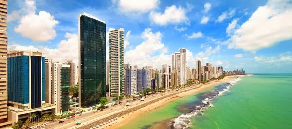 Férias em Recife