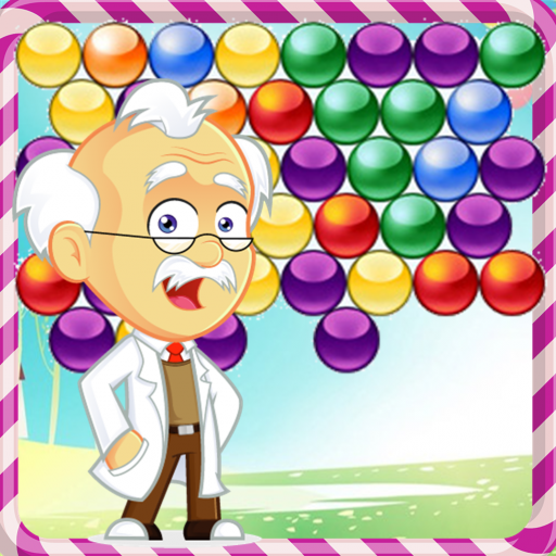 Prof Bubble Shooter
