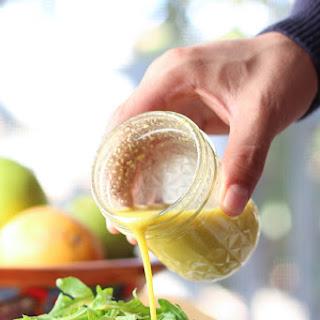 Nutrient Dense Apple Cider Vinegar Dressing.