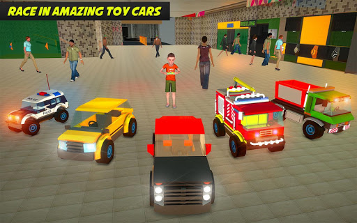 Shopping Mall electric toy car driving car games 1.1 8