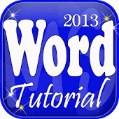 Tutorial for MS Word 2013