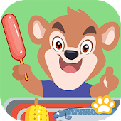 Kids BBQ Funny Game
