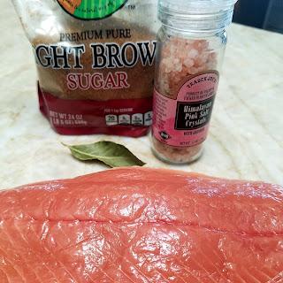 Smoked Salmon Brine.