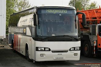 Photo: #734: ST 38175 hos Tide Buss på Flotmyr, Haugesund, 07.05.2011.