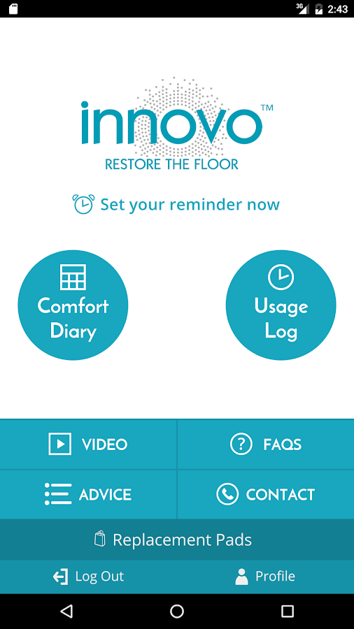INNOVO - Restore the Floor- screenshot