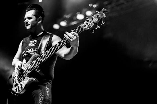 The Bassist di Heisen.22