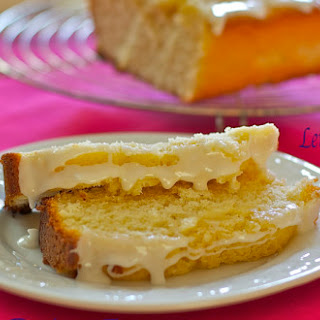 Lemon Cake Gluten Free