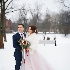 Wedding photographer Irina Soloveva (SolovevaIrina). Photo of 27.03.2017