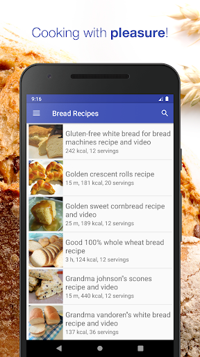 Bread recipes free offline app 2.14.10022 screenshots 1