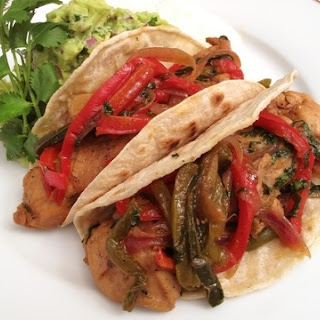 Stove-Top Grilled Fajitas