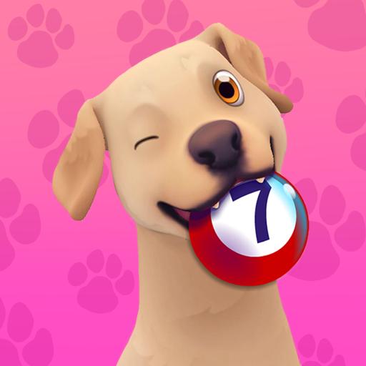 Venha se apaixonar pelo cachorrinho Rex! Você ainda ganha muitos Bingos!