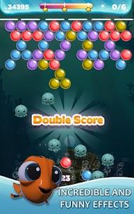 Bubble Puzzle Bobble Fish 1.8 MOD Apk Download 3