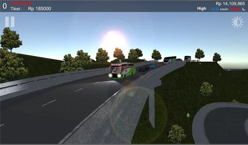 IDBS Simulator Bus Lintas Sumatera 1.4 screenshots 3