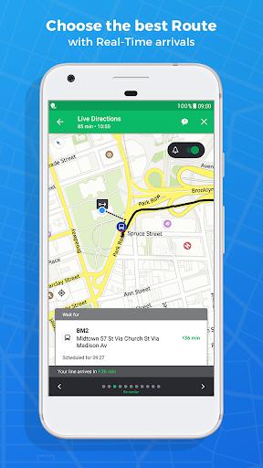 Moovit: Bus & Train Live Info  screenshots 2