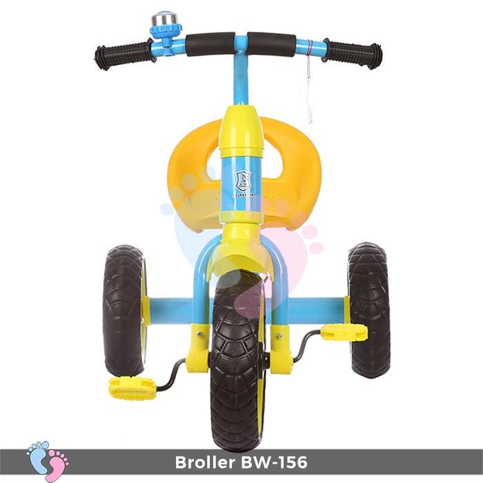 Xe đạp ba bánh trẻ em Broller XD3-156 7
