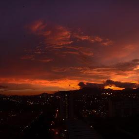 Sunset by Musaab Sami Al-Obeidy - Landscapes Sunsets & Sunrises (  )