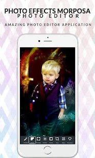 Photo Effects - Morposa Photo Editor - náhled
