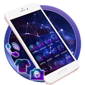 Hologram Neon Launcher Theme Live HD Wallpapers Android APK Download Free By Best Launcher Theme & Wallpapers Team 2019