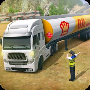 Oil Tanker Transporter SIM 2018