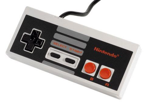 Nintendo 8-bit Tillbehör