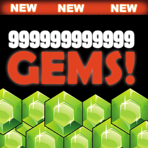 Gems For Clash Royale Cheats app (apk) free download for Android/PC/Windows
