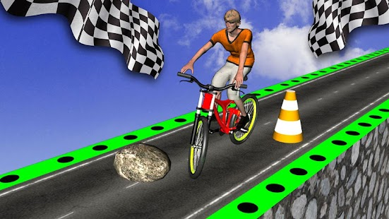 Download Impossible Bmx Stunts Racer 2017: Dangerous Tracks For PC Windows and Mac apk screenshot 5