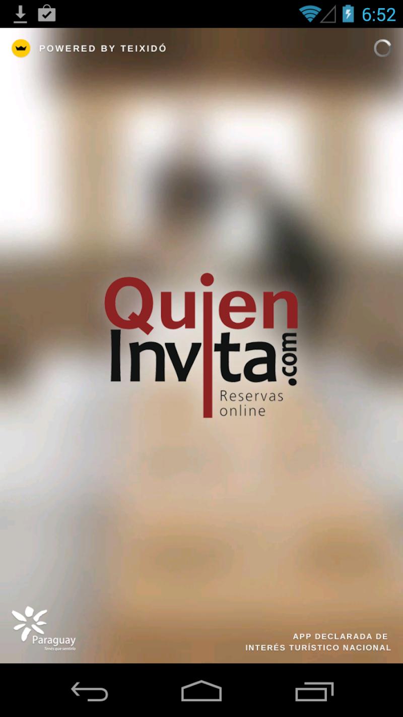 Скриншот Quien Invita