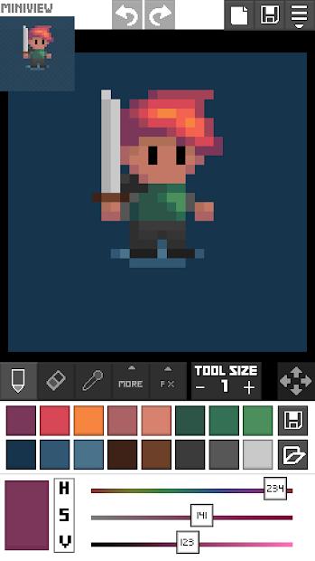 8bit Master - Pixel Art Maker