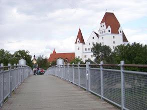 Photo: Fußgängerüberweg Stadtmitte zum Klienzepark