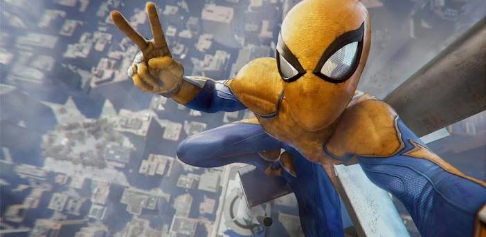 Super Spider Rope Hero - Strange Gangstar Vegas