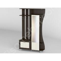Прихожая-22 мебель разработана и произведена Фабрикой Тиса мебель