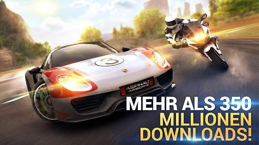 Asphalt 8: Airborne: Fun Real Car Racing Game 4.8.0i