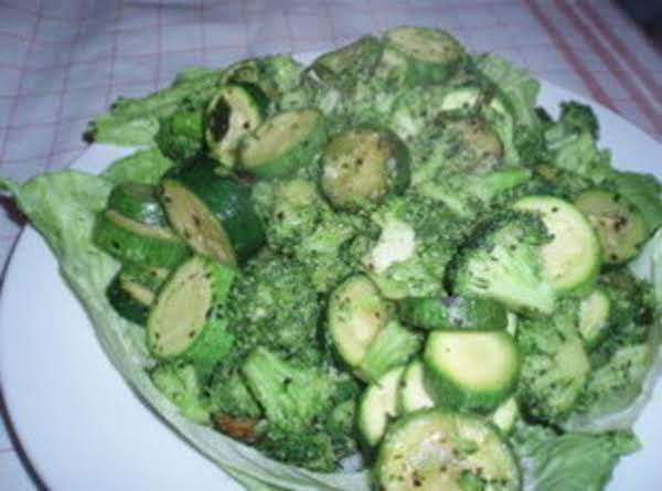 Broccoli And Zucchini Saute
