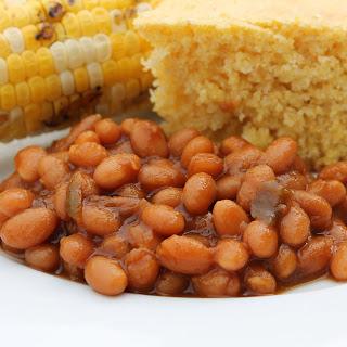 Vegan Pressure Cooker Baked Beans