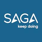 Saga Magazine icon