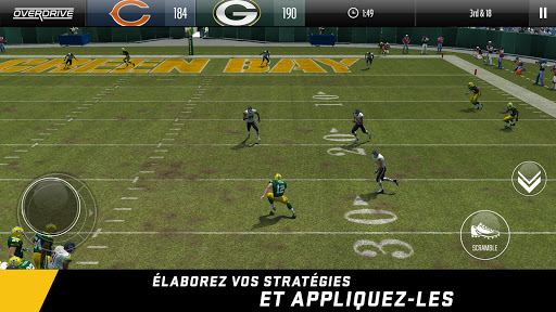 Madden NFL Overdrive Football  captures d'écran 5