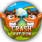 Crash Rat Run