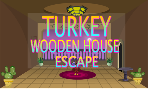 Escape Games - Turkey Wooden House - náhled