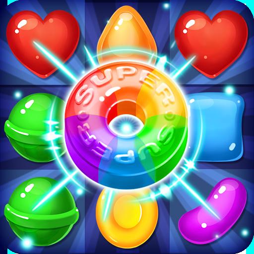 Cute Jelly Paradise 休閒 App LOGO-硬是要APP