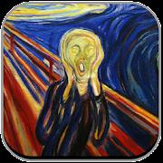 The Scream Live Wallpaper