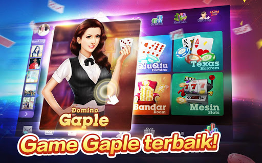 Domino Gaple Pulsa Online(Free) 2.0.0.0 screenshots 1