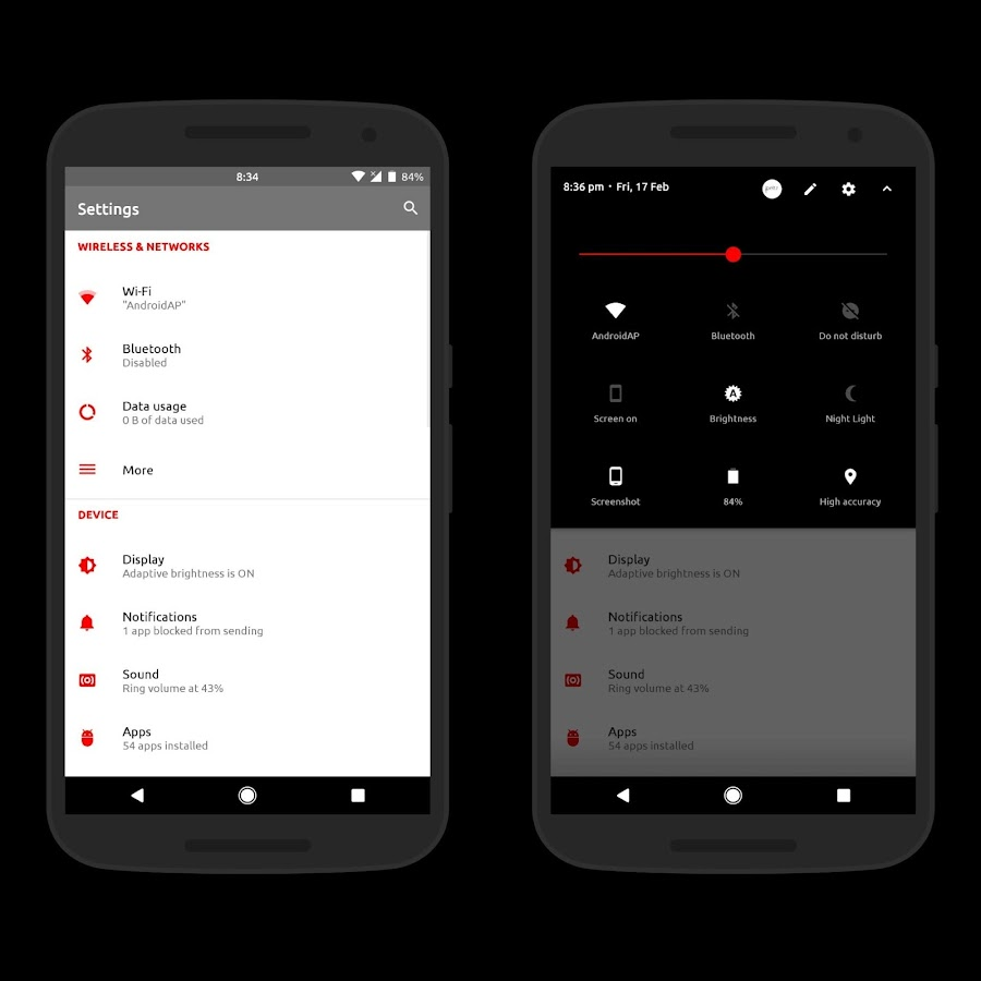 [substratum] Magpie Reborn- screenshot