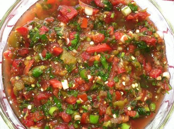 Yummy Fresh Salsa Recipe